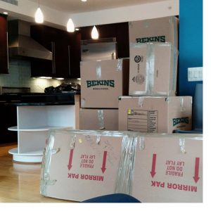 moving boxes